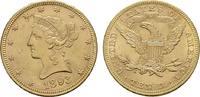 10 Dollar 1893 Philadelphia. USA  Vorzüglich.  660,60 EUR free shipping