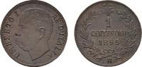 Ku.-Centesimo 1895, Rom. ITALIEN Umberto I., 1878-1900. Fast Stempelgla... 30,00 EUR  +  7,00 EUR shipping