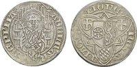Weißpfennig (Groschen) o.J., Mainz. MAINZ Adolph II. von Nassau, 1461-1... 260,00 EUR  +  7,00 EUR shipping