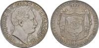 Doppelter Vereinstaler 1844. HOHENZOLLERN Friedrich Wilhelm Constantin,... 2550,00 EUR