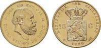 10 Gulden - div. Jahrgänge nach unser Wahl.  NIEDERLANDE Wilhelm III., ... 234,04 EUR