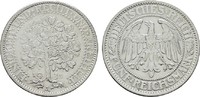 5 Reichsmark 1931 A. WEIMARER REPUBLIK  Vorzüglich - Stempelglanz  160,00 EUR