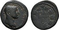 Æ-Assarion. (116-117). SYRIA Traian, 98-117. Schwarze Patina. Sehr schö... 95,00 EUR  +  7,00 EUR shipping