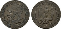 Spottmedaille 1870 Vampire Francais FRANKREICH Napoléon III, 1852-1870.... 60,00 EUR