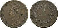 Ku.-5 Centimes 1828 A - Paris FRANKREICH Charles X, 1824-1830. Sehr sch... 35,00 EUR  +  7,00 EUR shipping