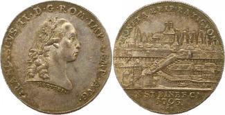 Taler 1793 Regensburg-Stadt  Prachtexempla...