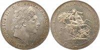 Crown 1819 Großbritannien George III. 1760-1820. Vorzüglich - Stempelgl... 975,00 EUR Gratis verzending