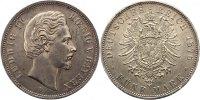 Bayern 5 Mark Ludwig II. 1864-1886.