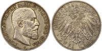 2 Mark 1895  A Sachsen-Coburg-Gotha Alfred...