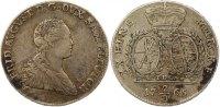 2/3 Taler 1765 Sachsen-Albertinische Linie Friedrich August III. 1763-1... 60,00 EUR