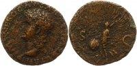 Dupondius  54-68 n. Chr. Kaiserzeit Nero 54-68. Schön  55,00 EUR  +  4,00 EUR shipping