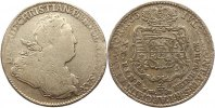 2/3 Taler 1763  FW Sachsen-Albertinische Linie Friedrich Christian 1763... 95,00 EUR  +  4,00 EUR shipping