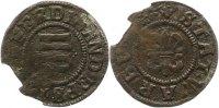 4 Pfennig 1623 Warburg Stadt 1600 - 1800. Randausbruch, schön - sehr sc... 65,00 EUR