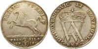 2/3 Taler 1723  HH Braunschweig-Wolfenbüttel August Wilhelm 1714-1731. ... 165,00 EUR