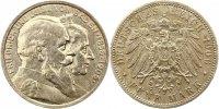 5 Mark 1906 Baden Friedrich I. 1856-1907. Sehr schön - vorzüglich  155,00 EUR