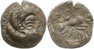 Stater  Gallische Kelten Coriosolites. Schrötlingsriss, sehr schön  175,00 EUR