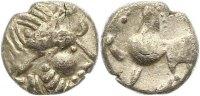 Obol  Ostkelten unbek. Fürst 2./1. Jrh. v. Chr.. Sehr schön - vorzüglic... 75,00 EUR