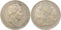 Sterbetaler 1854 Sachsen-Albertinische Linie Friedrich August II. 1836-... 135,00 EUR
