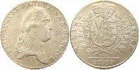 Taler 1787 Sachsen-Albertinische Linie Friedrich August III. 1763-1806.... 175,00 EUR