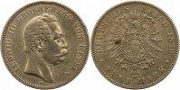 5 Mark 1876  H Hessen Ludwig III. 1848-1877. Winz. Randfehler, fast seh... 95,00 EUR  excl. 4,00 EUR verzending
