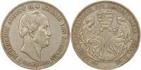 Sterbetaler 1854 Sachsen-Albertinische Linie Friedrich August II. 1836-... 115,00 EUR