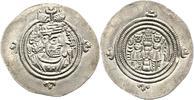 Drachme 590 - 627 n. Chr. Persien Xusro II. 590 - 627. Prachtexemplar, ... 125,00 EUR