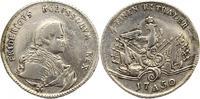 1/4 Taler 1750  A Brandenburg-Preußen Friedrich II. 1740-1786. Gereinig... 55,00 EUR