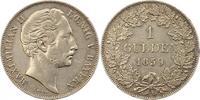 Gulden 1859 Bayern Maximilian II. Joseph 1848-1864. Winz. Schrötlingsfe... 55,00 EUR
