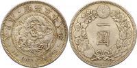 Yen 1895 Japan Mutsuhito 1867-1912. Prachtexemplar. Winz. Kratzer, fast... 235,00 EUR  Excl. 4,00 EUR Verzending