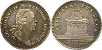 Silberabschlag von den Stempeln vom Dukat 1790 Frankfurt-Stadt  Schöne ... 75,00 EUR