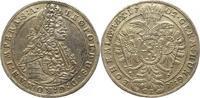 Taler 1702  GE Haus Habsburg Leopold I. 1657-1705. Minimal gereinigt, s... 775,00 EUR Gratis verzending
