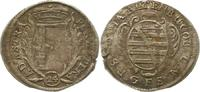 1/24 Taler  Sachsen-Gotha-Altenburg Friedrich I. 1672-1680-1691. Winz. ... 75,00 EUR