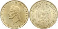 2 Mark 1934  F Drittes Reich  Vorzüglich +  70,00 EUR