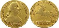 5 Taler Gold 1744  M Braunschweig-Wolfenbüttel Karl I. 1735-1780. Schön  645,00 EUR