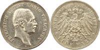 5 Mark 1914  E Sachsen Friedrich August III. 1904-1918. Randfehler, vor... 65,00 EUR  Excl. 4,00 EUR Verzending