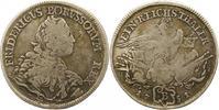 Taler 1751  B Brandenburg-Preußen Friedrich II. 1740-1786. Schön - sehr... 155,00 EUR