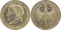 5 Mark 1957  J Münzen der Bundesrepublik Deutschland  Fast vorzüglich  165,00 EUR