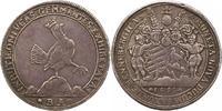 Ausbeutetaler 1695 Henneberg, Grafschaft Gemeinschaftsprägungen nach de... 1975,00 EUR Gratis verzending