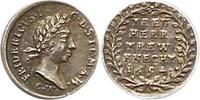 Silbermedaille 1694 Sachsen-Gotha-Altenburg Friedrich II. 1691-1732. Sc... 145,00 EUR  +  4,00 EUR shipping