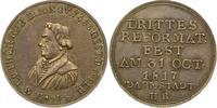 Silbermedaille / Silberabschlag von den Stempeln d 1817 Reformation 300... 75,00 EUR