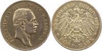 5 Mark 1914  E Sachsen Friedrich August III. 1904-1918. Fast vorzüglich  75,00 EUR  excl. 4,00 EUR verzending