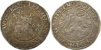 Taler 1564 Ostfriesland Edzard, Christoph und Johann v. Rietberg 1540-1... 375,00 EUR Gratis verzending