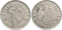 50 Pfennig 1943  B Drittes Reich  Fast Stempelglanz  55,00 EUR  +  4,00 EUR shipping