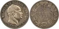 1/2 Gulden 1852  A Hohenzollern-Sigmaringen Friedrich Wilhelm IV. von P... 175,00 EUR