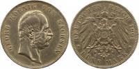 5 Mark 1903  E Sachsen Georg 1902-1904. Sehr schön +  70,00 EUR  +  4,00 EUR shipping