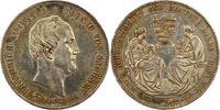 Ausbeutetaler 1854 Sachsen-Albertinische Linie Friedrich August II. 183... 145,00 EUR  +  4,00 EUR shipping