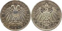 2 Mark 1904  A Lübeck  Randfehler, sehr schön - vorzüglich  155,00 EUR  Excl. 4,00 EUR Verzending