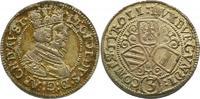 3 Kreuzer 1619-1632 Haus Habsburg Erzherzog Leopold V. 1619-1632. Sehr ... 65,00 EUR  +  4,00 EUR shipping