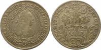 20 Kreuzer 1770  A Haus Habsburg Josef II. 1780-1790. Fast vorzüglich  55,00 EUR  +  4,00 EUR shipping