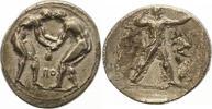 Stater  Pamphylia #-# 4./3. Jahrhundert v. Chr.. Stellenweise leichte F... 195,00 EUR  +  4,00 EUR shipping